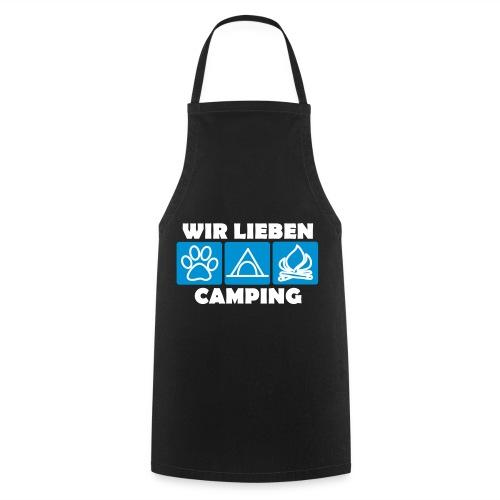 Camping - Kochschürze