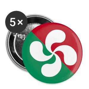 Lauburu, Basque cross - Badge petit 25 mm