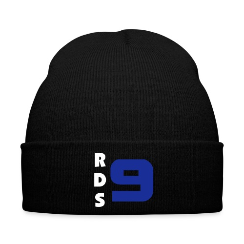 RDS9 Black Winter Hat - Winter Hat
