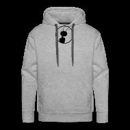 Pullover & Hoodies ~ Männer Premium Kapuzenpullover ~ Das Original!