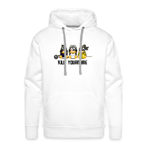 Kill You (Editable) - Men's Premium Hoodie