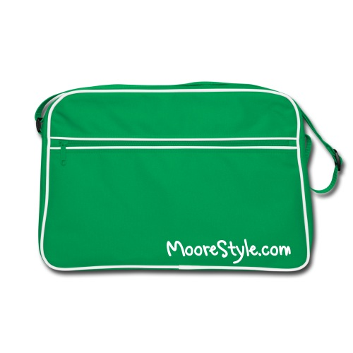 MooreStyle Retro Bag - Retro Bag