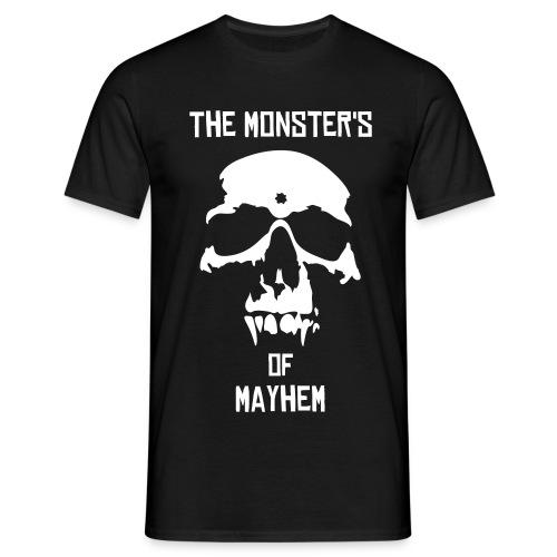 The Monster's of Mayhem  - Men's T-Shirt