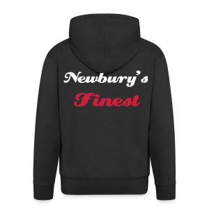 Newbury's Finest - Men's Premium Hooded Jacket