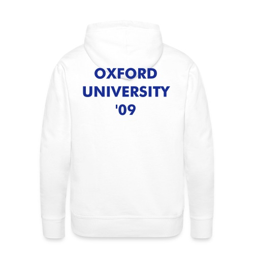 Oxford University 2009 - Men's Premium Hoodie