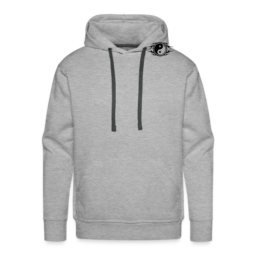 yin and yang - Men's Premium Hoodie