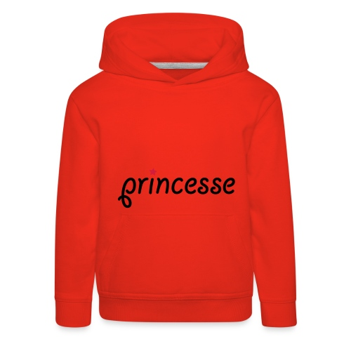 princess - Kids' Premium Hoodie