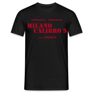Calibre 9 - Men's T-Shirt