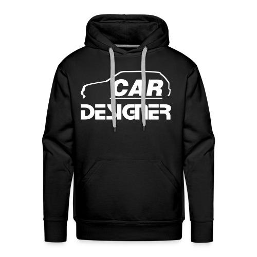 Kapuzenpullover Car Designer - Männer Premium Hoodie