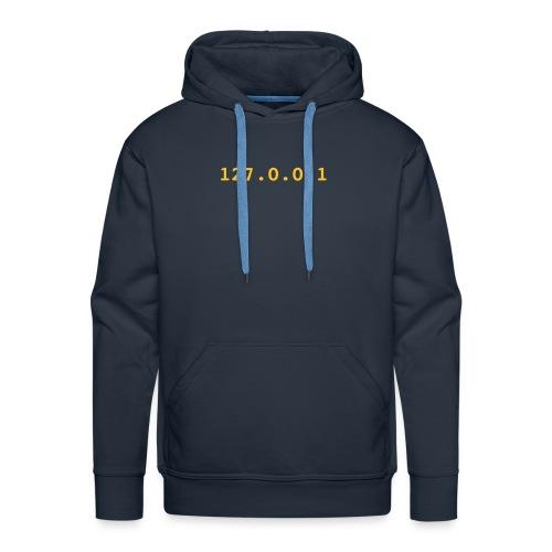 Kapuze 127.0.0.1 - Männer Premium Hoodie