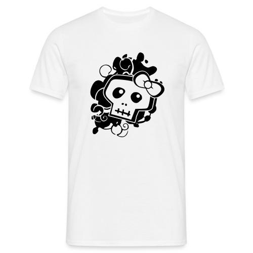 T-shirt Basique Homme  B/W - T-shirt Homme
