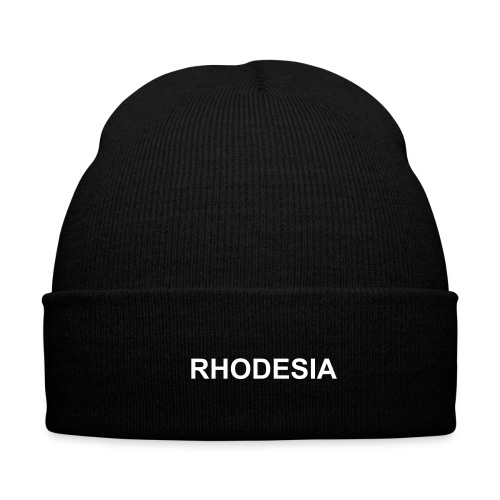 Rhodesia head wear - Winter Hat
