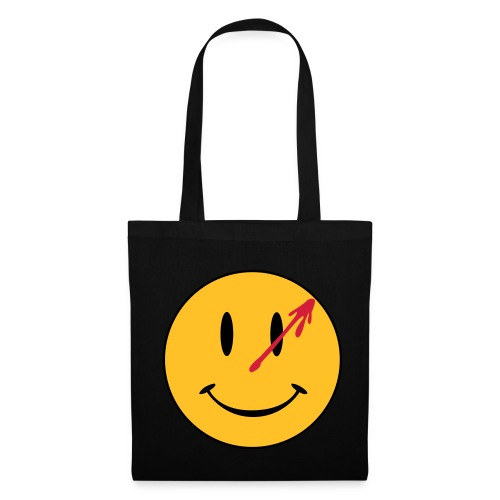 Watchmen Smiley - Bolsa de tela