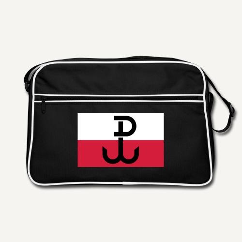 Polska Walcząca - Torba retro