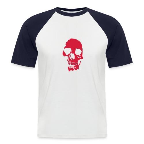 red&skull - Koszulka bejsbolowa męska