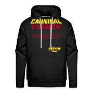 Hoodies & Sweatshirts ~ Men's Premium Hoodie ~ Cannibal Ferox - Hooded Sweat