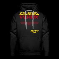 Hoodies & Sweatshirts ~ Men's Premium Hoodie ~ Cannibal Ferox - Hooded Sweat