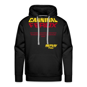Cannibal Ferox - Hooded Sweat - Men's Premium Hoodie