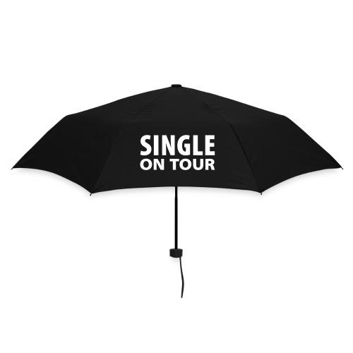 SINGLE ON TOUR - Regenschirm (klein)