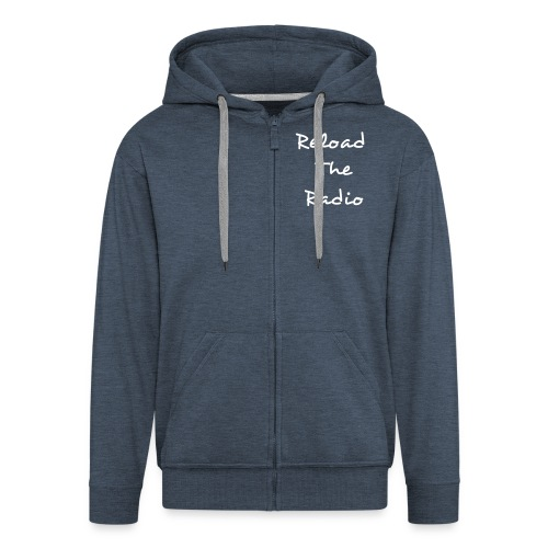 Reload Mens Hoodie - Men's Premium Hooded Jacket