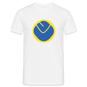 Inverse Smiley T-Shirt - Men's T-Shirt