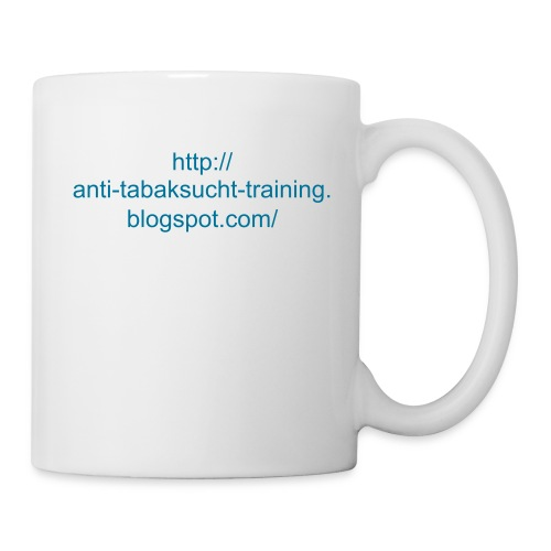 Tasse Anti-Tabaksucht Training - Tasse
