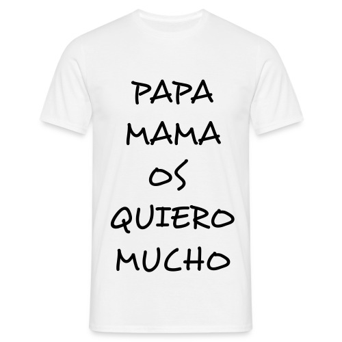 camiseta happy birthaday - Camiseta hombre