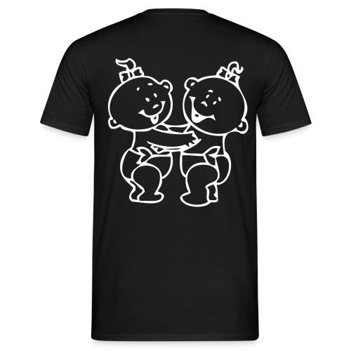 Calins bébé - T-shirt Homme