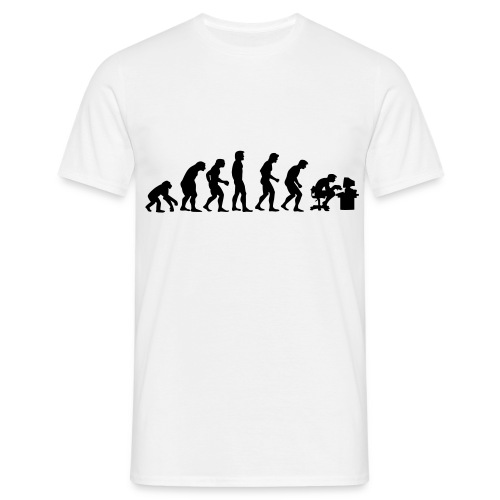E-evolution - T-shirt Homme