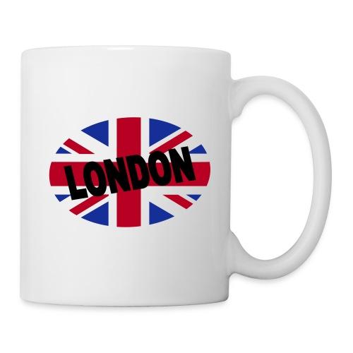 Tasse London - Mug blanc