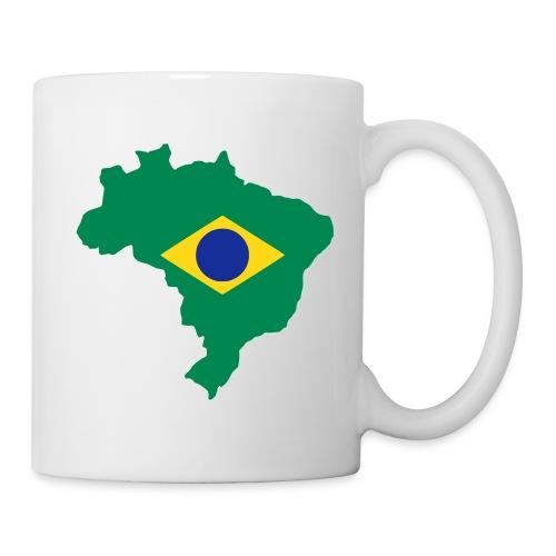 Tasse Brasil - Mug blanc