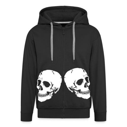 Punk sweatshirt.  - Herre premium hættejakke