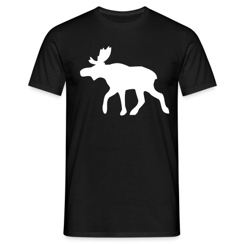 Elchnews.de - Männer T-Shirt