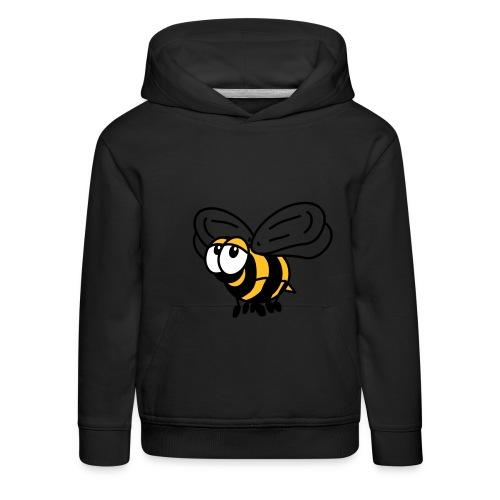 Biene  - Kinder Premium Hoodie