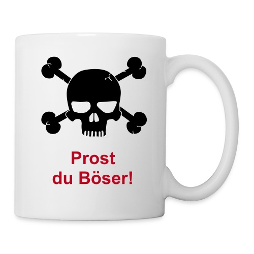 Piratentasse II - Tasse