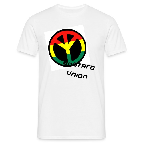 Love & Peace - Bstd Union - T-shirt Homme