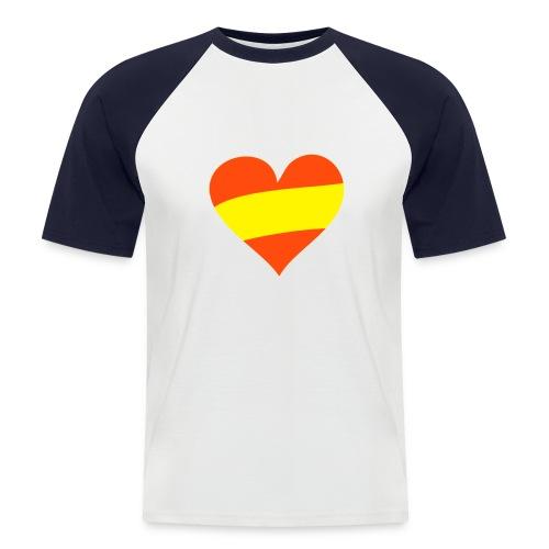 1 23 - Men's Baseball T-Shirt