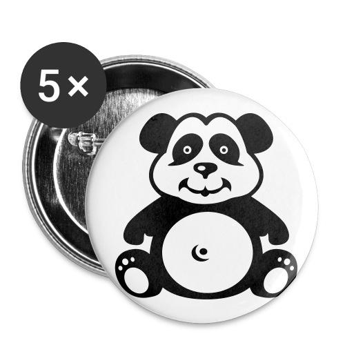 Anstecker klein (teddy) - Buttons klein 25 mm