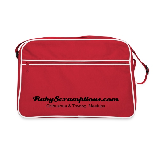 Chi messenger bag RS - Retro Bag