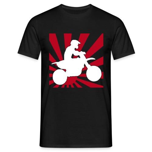 SMRT schwarz - Männer T-Shirt