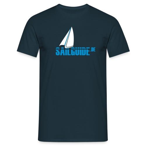 Sailguide Shirt - Männer T-Shirt