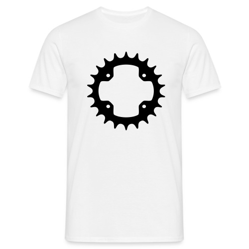 chainring tee - Men's T-Shirt