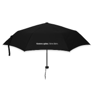 Regenschirme ~ Regenschirm (klein) ~ Regenschirm »Komme später«