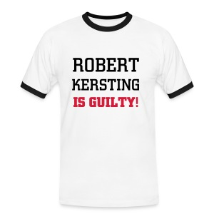 Robert Kersting T-Shirt - Men's Ringer Shirt