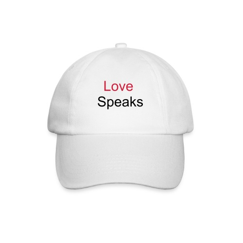 Love speaks - Baseball Cap