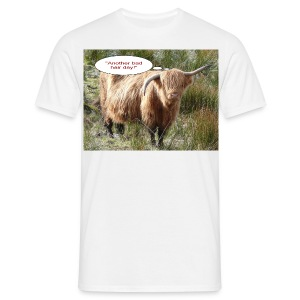 Another bad hair day - Men's T-Shirt