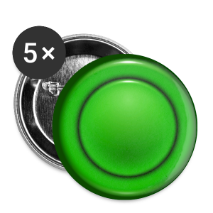 ButtonGreen - Buttons small 25 mm