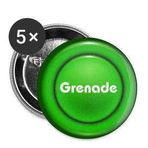 ButtonGrenade - Buttons small 25 mm