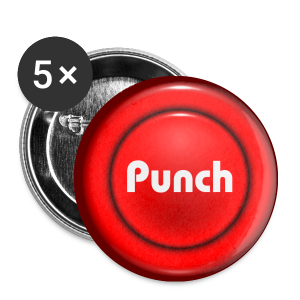 ButtonPunch - Buttons small 25 mm