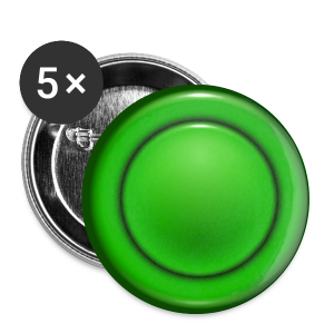ButtonGreen - Buttons medium 32 mm